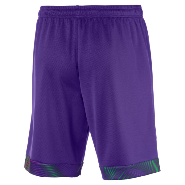 Borussia Mönchengladbach Men's Goalkeeper Replica Shorts, Prism Violet, large