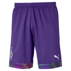 Thumbnail 1 of Borussia Mönchengladbach Men's Goalkeeper Replica Shorts, Prism Violet, medium