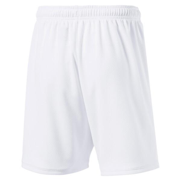 Borussia Mönchengladbach Boys' Replica Shorts, Puma White, large
