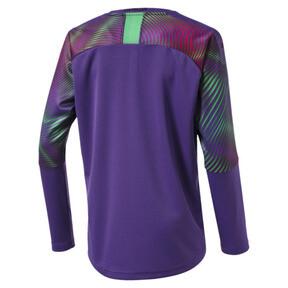 Thumbnail 2 of Borussia Mönchengladbach Boys' Replica Goalkeeper Jersey, Prism Violet, medium