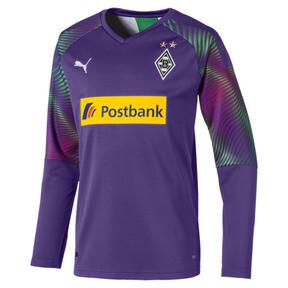 Thumbnail 1 of Maillot de goal Borussia Mönchengladbach Replica pour garçon, Prism Violet, medium