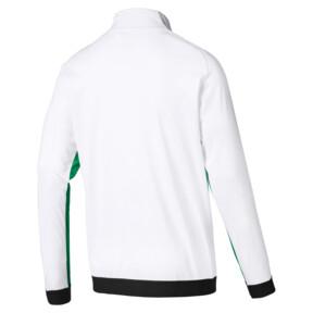 Thumbnail 2 of Borussia Mönchengladbach Men's Stadium Jacket, Bright Green-Puma Black, medium