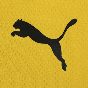 Thumbnail 3 of ドルトムント BVB SS ホーム オーセンティック シャツ (半袖), Cyber Yellow-Puma Black, medium-JPN