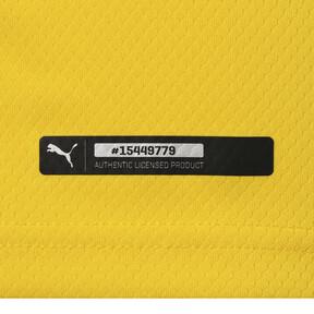 Thumbnail 7 of ドルトムント BVB SS ホーム オーセンティック シャツ (半袖), Cyber Yellow-Puma Black, medium-JPN