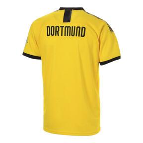Thumbnail 2 of ドルトムント BVB SS ホーム レプリカシャツ (半袖), Cyber Yellow-Puma Black, medium-JPN
