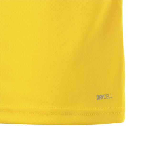 ドルトムント BVB SS ホーム レプリカシャツ (半袖), Cyber Yellow-Puma Black, large-JPN