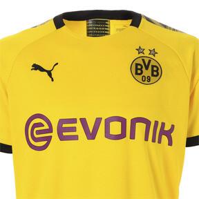 Thumbnail 6 of ドルトムント BVB SS ホーム レプリカシャツ (半袖), Cyber Yellow-Puma Black, medium-JPN