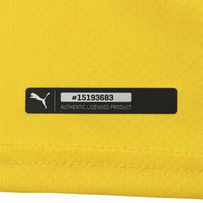 Thumbnail 7 of ドルトムント BVB SS ホーム レプリカシャツ (半袖), Cyber Yellow-Puma Black, medium-JPN