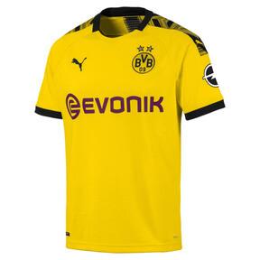 Thumbnail 1 of BVB Men's Home Replica Jersey, Cyber Yellow-Puma Black, medium