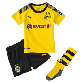 BVB Kids' Home Mini Kit With Socks