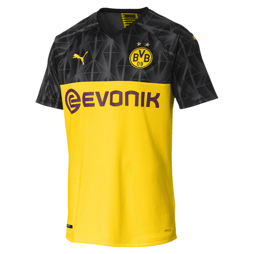 Image PUMA Camisa Borussia Dortmund Copa Torcedor Masculina #1