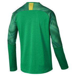 Thumbnail 2 of BVB Replica Long Sleeve Men's Goalkeeper Jersey, Bright Green, medium