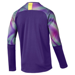 Thumbnail 2 of BVB Replica Long Sleeve Men's Goalkeeper Jersey, Prism Violet, medium