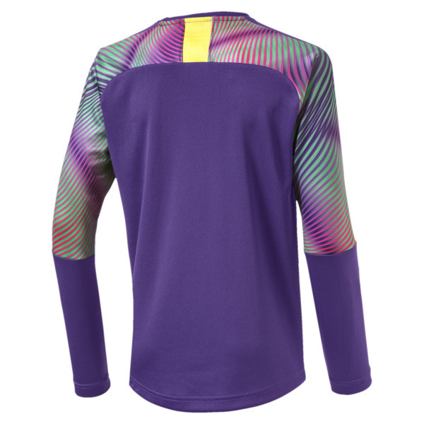 BVB Boys' Replica Goalkeeper Jersey, Prism Violet, large