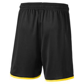 Thumbnail 2 of BVB Boys' Replica Shorts, Puma Black-Cyber Yellow, medium