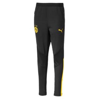 Изображение Puma Детские штаны BVB Training Pants Pro Jr Wi