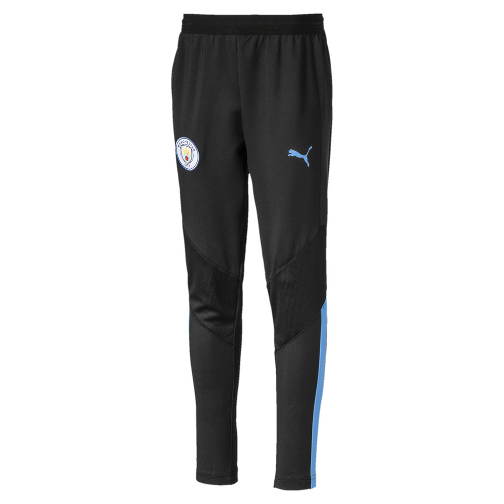 Image Puma Man City Pro Kids' Training Pants #1