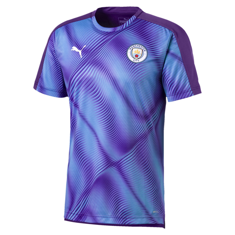 Image Puma Man City Stadium League Men's Jersey #1