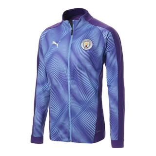 Image Puma Man City Stadium League Men's Jacket