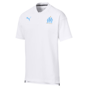 Olympique de Marseille Casuals Men's Polo Shirt