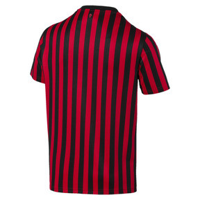 Miniatura 2 de Réplica de camiseta de local deAC Milan para hombre, Tango Red -Puma Black, mediano