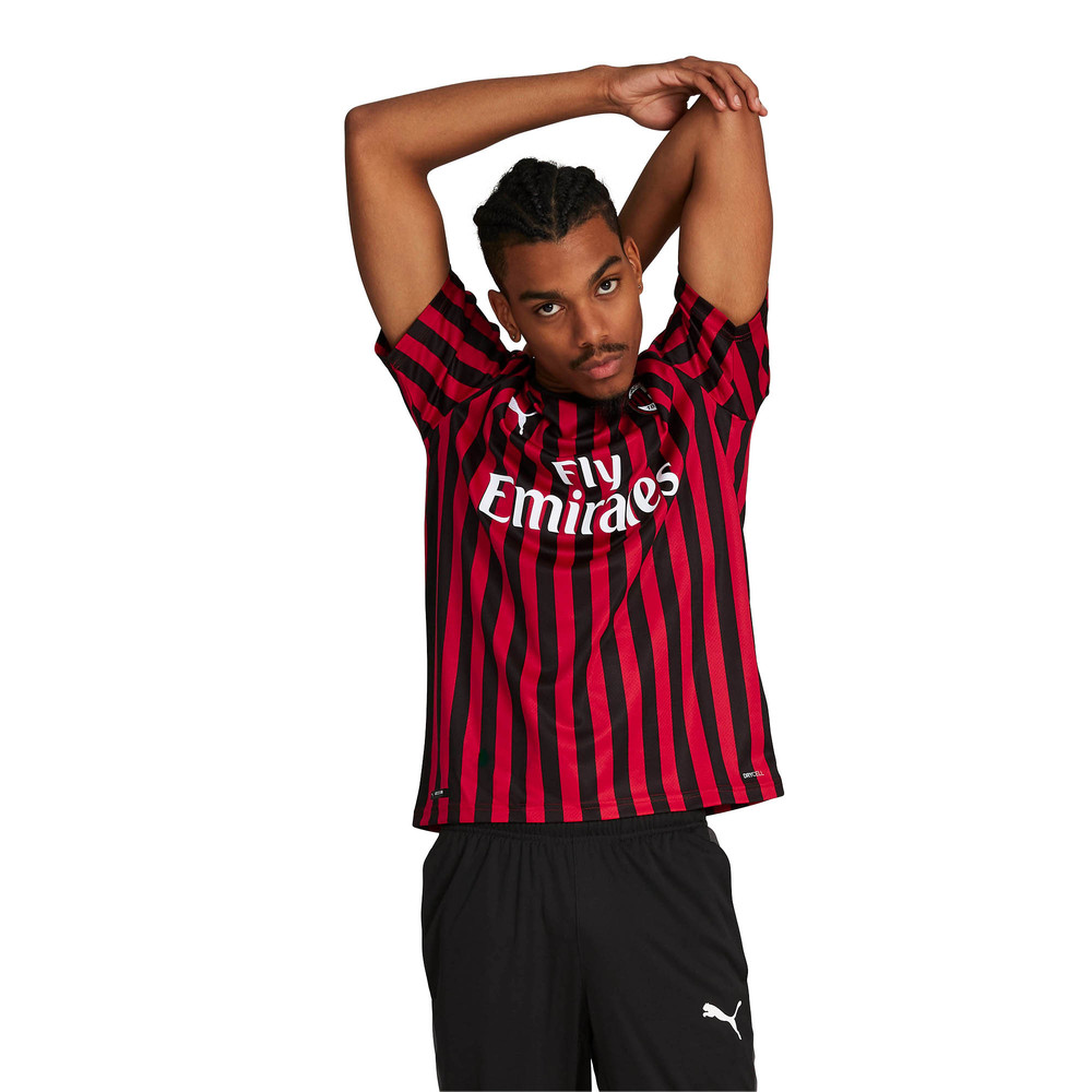 Image Puma AC Milan Home Replica Men's Jersey #1