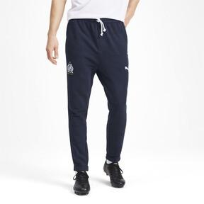 Thumbnail 1 of Olympique de Marseille Casuals Men's Sweatpants, Peacoat, medium