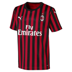 AC Milan Home Replica Kids' Jersey