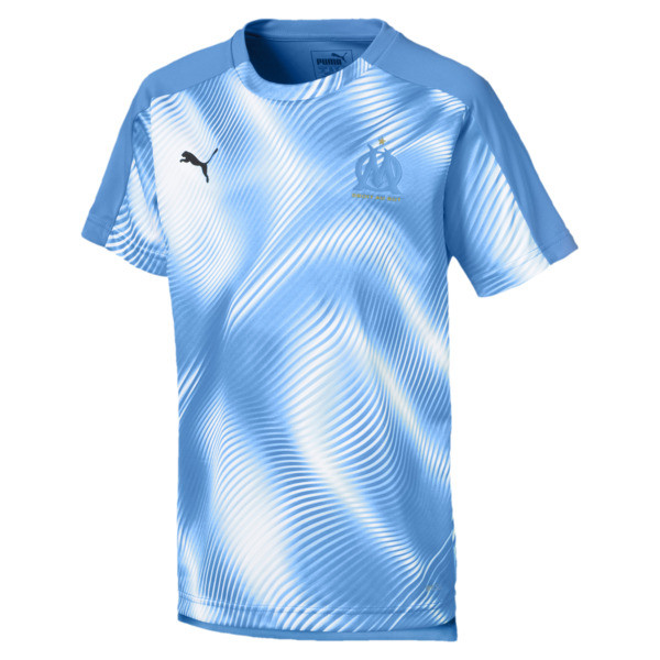 97be11375b Olympique de Marseille Stadium Boys' Jersey