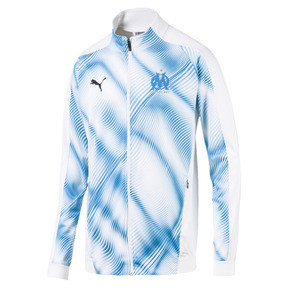 Olympique de Marseille Stadium Men's Jacket