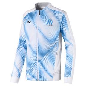 cfc0a6263f Olympique de Marseille Stadium Boys' Replica Jacket