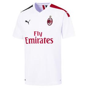 Camiseta visitante de réplica de hombre AC Milan