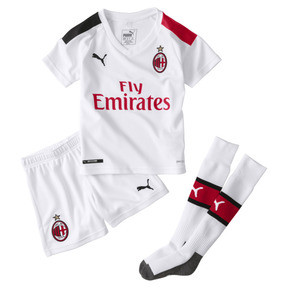 AC Milan Away Mini Kit