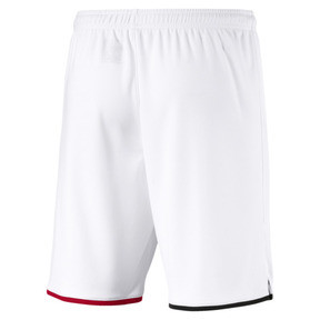 Thumbnail 2 of AC Milan Men's Away Replica Shorts, Puma White-Tango Red, medium