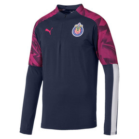Chivas Men's Quarter Zip Top