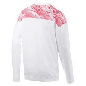 Thumbnail 5 of Chivas Casuals Men's Pullover, Puma White-Puma Red, medium