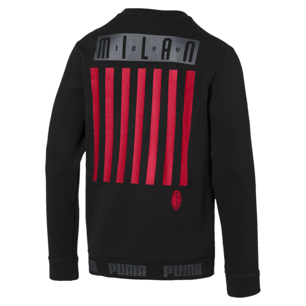 Image PUMA AC Milan Men's Football Culture Sweater #2
