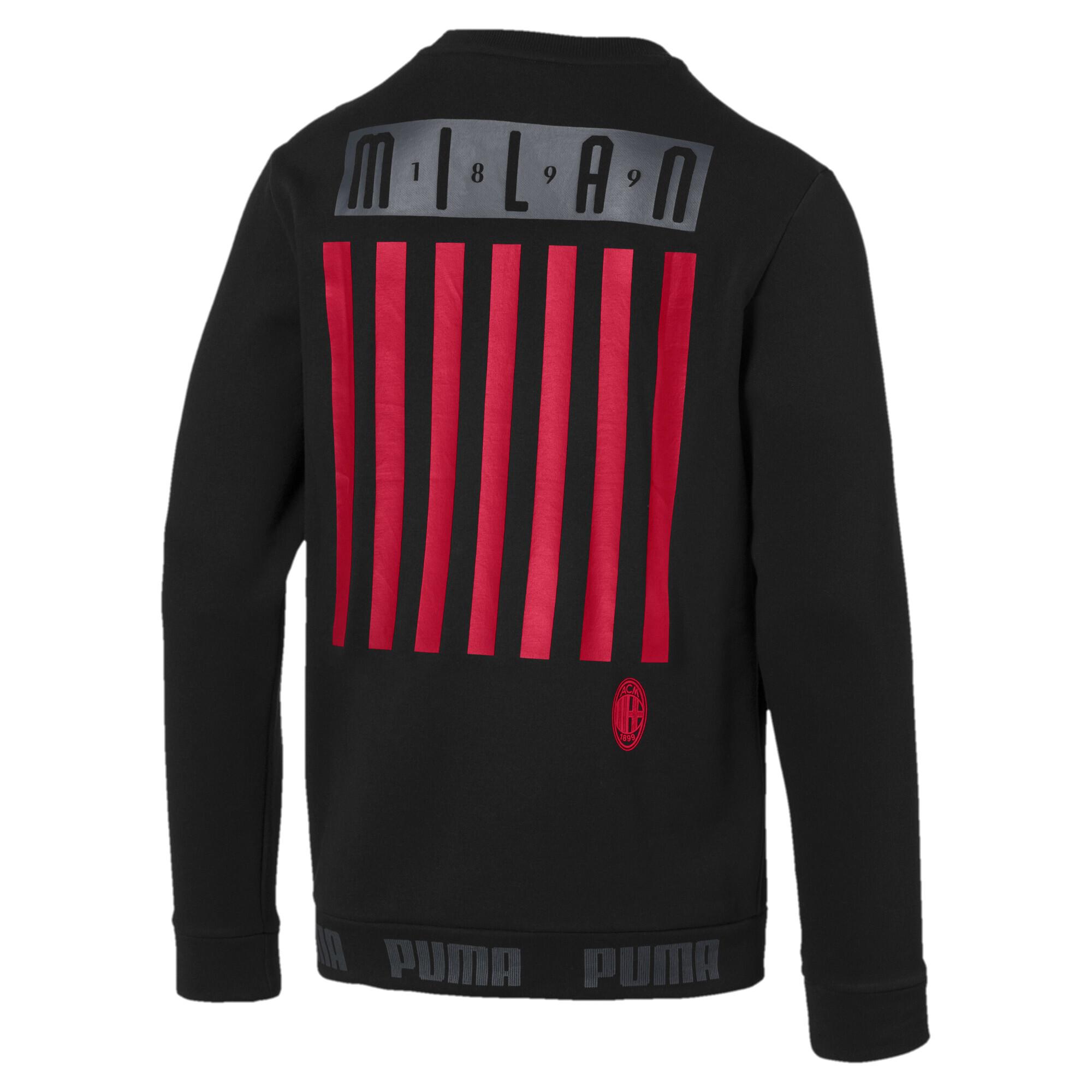 Image Puma AC Milan Men's Football Culture Sweater #2