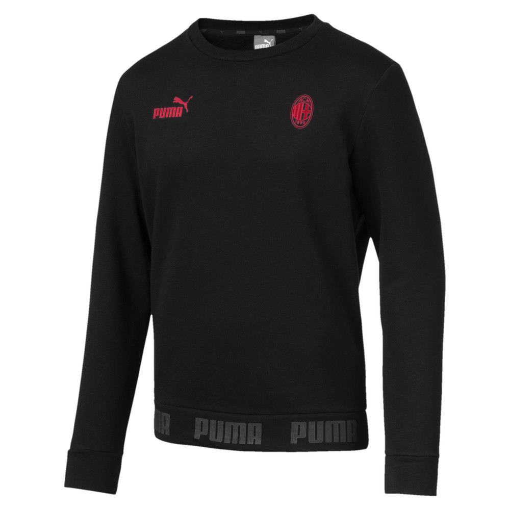 Image Puma AC Milan Men's Football Culture Sweater #1