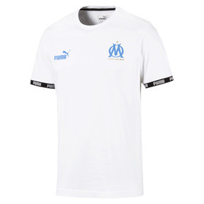 T-shirt Olympique de Marseille Football Culture uomo