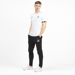 Thumbnail 3 van Olympique de Marseille voetbalcultuur-T-shirt voor mannen, Puma White, medium