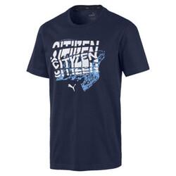 MANCHESTER CITY Desenli Erkek T-Shirt
