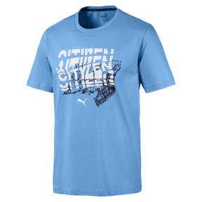 Thumbnail 1 of Manchester City FC Men's Graphic Tee, Team Light Blue, medium