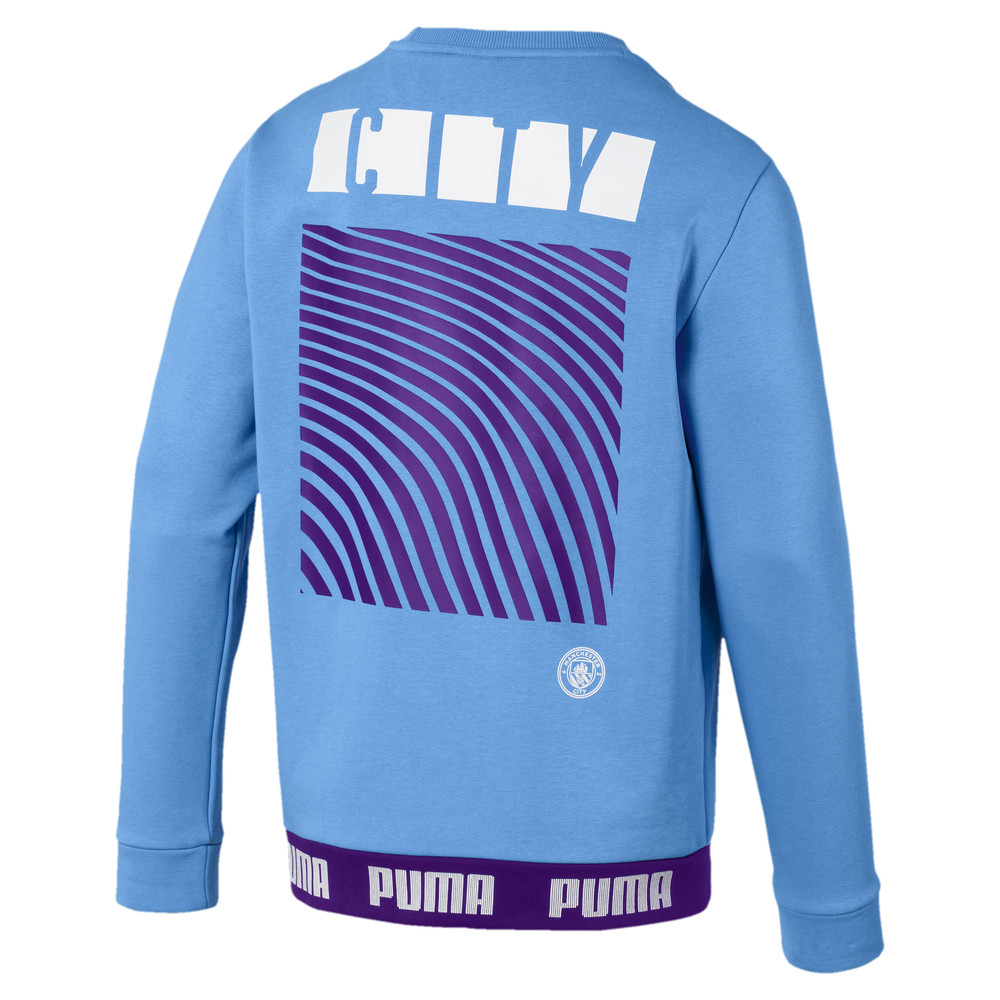 Image Puma Man City Men's Football Culture Sweater #2