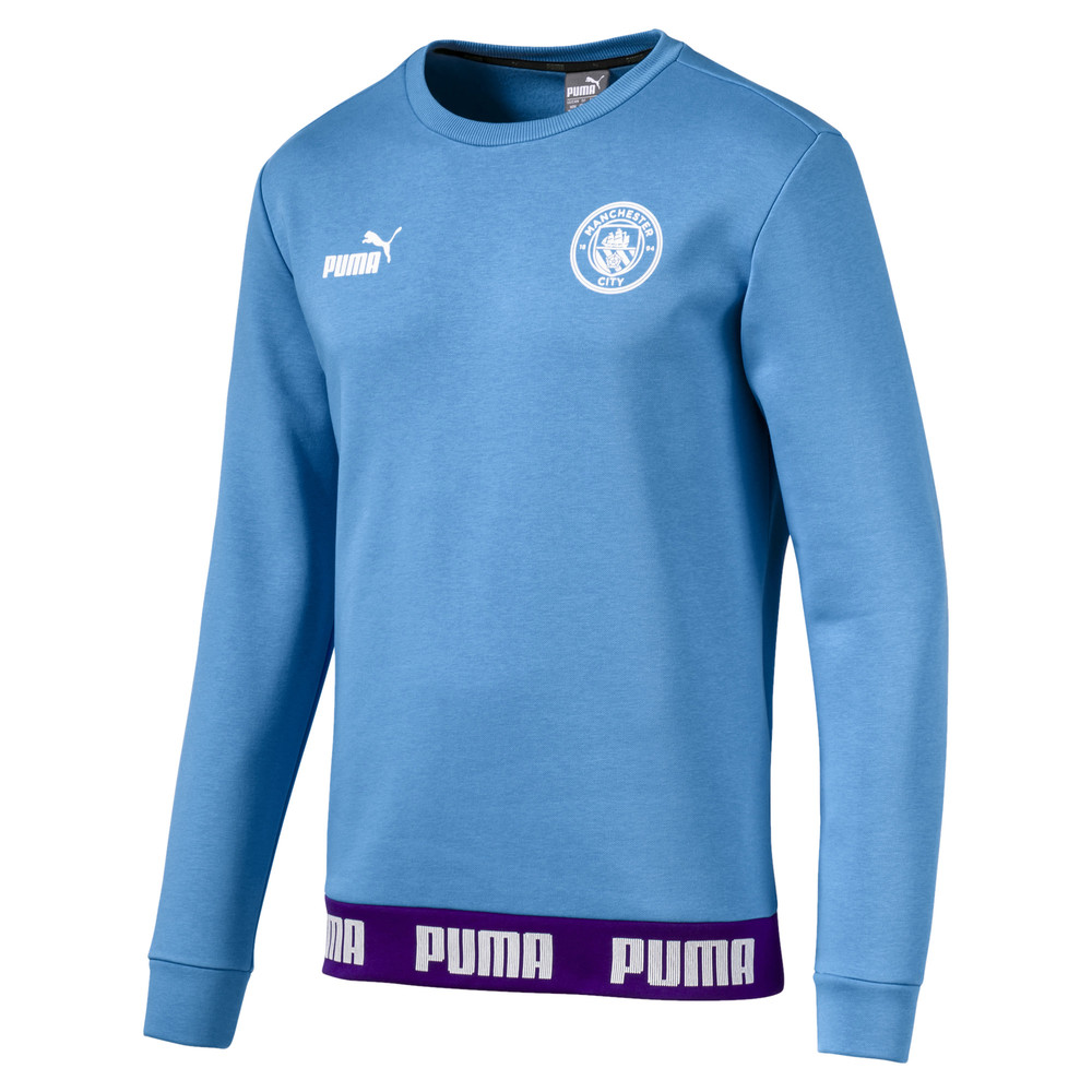 Image Puma Man City Men's Football Culture Sweater #1