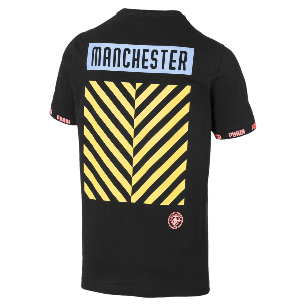 Image Puma Man City Men's Football Culture Tee #2