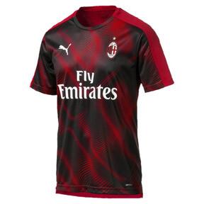Thumbnail 1 of AC Milan Stadium Men's Jersey, Tango Red -Puma Black, medium