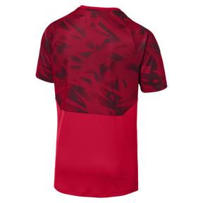 Thumbnail 5 of AC Milan Men's Training Jersey, Tango Red -Puma Black, medium