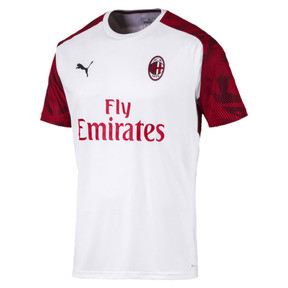 AC Milan Short Sleeve Men's Training Jersey
