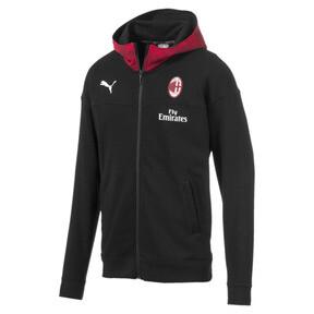 Sudadera con capucha de hombre Casuals AC Milan